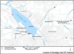 Onondaga Superfund Sites