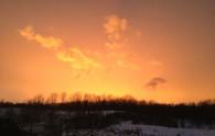 Onondaga Sunset