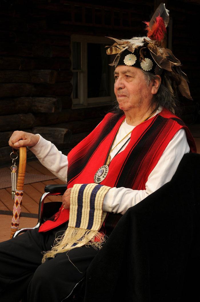 Death of Onondaga Chief Irving Powless Jr is 'huge loss